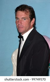 Actor DENNIS QUAID at the Carousel of Hope Ball 2000 at the Beverly Hilton Hotel. 28OCT2000.   Paul Smith / Featureflash