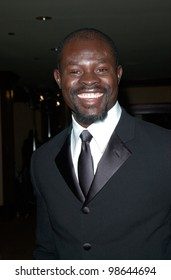 Actor DJIMON HOUNSOU at the 53rd Annual Directors Guild of America Awards in Los Angeles.  Paul Smith/Featureflash