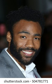 Actor Donald Glover attends the 'The Martian' premiere during the 2015 Toronto International Film Festival at Roy Thomson Hall on September 11, 2015 in Toronto, Canada.