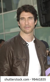 Actor DYLAN McDERMOTT at the Los Angeles premiere of Rugrats Go Wild. June 1, 2003