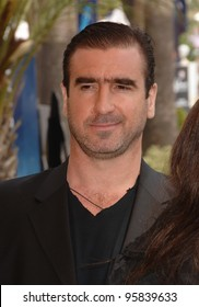"""Actor ERIC CANTONA at photocall for """"Le Deuxieme Souffle"""" at the 59th Annual International Film Festival de Cannes. May 17, 2006  Cannes, France.  2006 Paul Smith / Featureflash"""