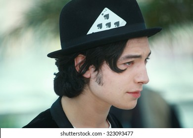 Actor Ezra Miller attends the 'We Need To Talk About Kevin' Photocall at the Palais des Festivals during the 64th Cannes Film Festival on May 12, 2011 in Cannes, France.