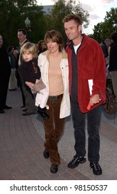 Harry Hamlin and Daughter Images, Stock Photos & Vectors