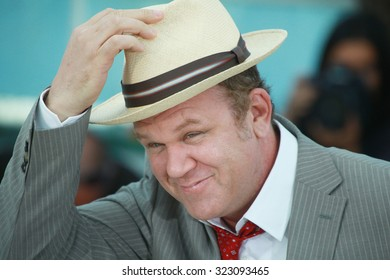 Actor John C. Reilly attends the 'We Need To Talk About Kevin' photocall during the 64th Annual Cannes Film Festival at the Palais des Festivals on May 12, 2011 in Cannes, France.