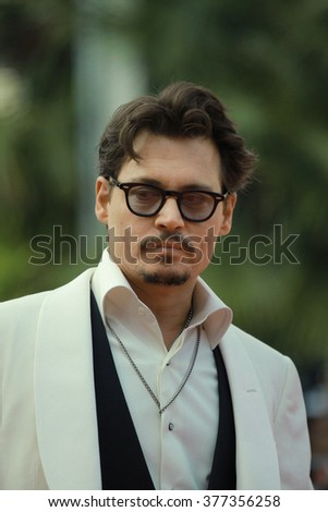 d758956a7 Actor Johnny Depp attends the 'Pirates of the Caribbean: On Stranger Tides'  Premiere during the 64th Annual Cannes Film Festival at Palais des  Festivals on ...