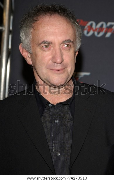 Actor Jonathan Pryce Special Screening Los Stock Photo Edit
