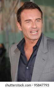 """Actor JULIAN McMAHON at the world premiere, in Hollywood, of """"The Lake House"""". June 13, 2006  Los Angeles, CA  2006 Paul Smith / Featureflash"""