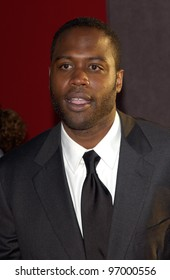 Actor KEVIN DANIELS at the world premiere, in Hollywood, of his new movie Ladder 49. September 20, 2004
