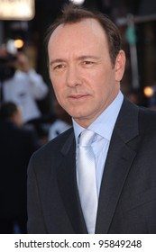 """Actor KEVIN SPACEY at the world premiere of his new movie """"Superman Returns"""" in Los Angeles. June 21, 2006  Los Angeles, CA  2006 Paul Smith / Featureflash"""