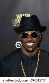 """Actor Lance Gross arrives at the TV One Premiere of """" WHEN LOVE KILLS """" on Wednesday, August 9, 2017 at the Regal Atlantic Station in  Atlanta, Georgia - USA"""