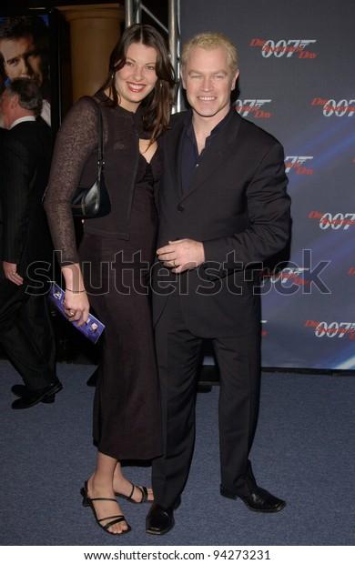 Neal McDonough dating