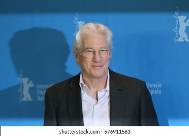 Actor Richard Gere attends the 'The Dinner' photo call during the 67th Berlinale International Film Festival Berlin at Grand Hyatt Hotel on February 10, 2017 in Berlin, Germany