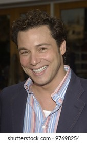 Actor ROCCO DiSPIRITO at the world premiere of American Wedding, at Universal Studios, Hollywood. July 24, 2003  Paul Smith / Featureflash