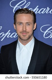 Actor Ryan Gosling at the 2017 Palm Springs Film Festival Awards Gala. January 2, 2017