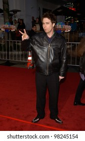 Actor SAM ROCKWELL at the world premiere, in Los Angeles, of The Scorpion King. 17APR2002.  Paul Smith / Featureflash