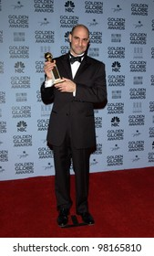 Actor STANLEY TUCCI at the 59th Annual Golden Globe Awards in Beverly Hills. 20JAN2002  Paul Smith/Featureflash