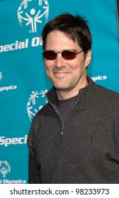 Actor THOMAS GIBSON at the 20th anniversary premiere of E.T. The Extra-Terrestrial, in Los Angeles. 16MAR2002.   Paul Smith / Featureflash