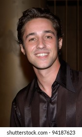 Actor THOMAS IAN NICHOLAS at the Los Angeles premiere of his new movie The Rules of Attraction. 03OCT2002.   Paul Smith / Featureflash