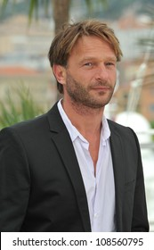 """Actor Thomas Kretschmann at the photocall for his new movie """"Dario Ardento's Dracula 3D"""" in competition at the 65th Festival de Cannes. May 19, 2012  Cannes, France Picture: Paul Smith / Featureflash"""