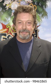 Actor TIM CURRY at the Los Angeles premiere of his new movie Rugrats Go Wild. June 1, 2003