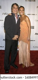 Actor Tony Danza and singer Alicia Keys arrive at Conde Nast's FASHION ROCKS AN UNPRECEDENTED NIGHT OF STYLE AND SOUND, at Radio City Music Hall, NY September 8, 2004