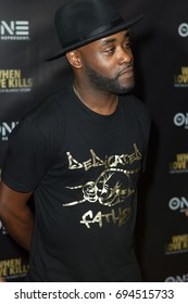 """Actor Tray Chaney attends the TV One Premiere of """" WHEN LOVE KILLS """" on Wednesday, August 9, 2017 at the Regal Atlantic Station in  Atlanta, Georgia - USA"""