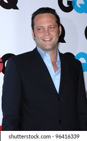 Actor VINCE VAUGHN at GQ Magazine's 2005 Men of the Year party in Beverly Hills. December 1, 2005  Beverly Hills, CA.  2005 Paul Smith / Featureflash
