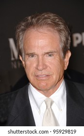 Actor WARREN BEATTY at the 13th Annual Premiere Magazine Women in Hollywood gala at the Beverly Hills Hotel. September 20, 2006  Los Angeles, CA  2006 Paul Smith / Featureflash
