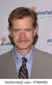 Actor WILLIAM H. MACY at the 4th Annual Adopt-A-Minefield Gala at the Century Plaza Hotel, Beverly Hills, California. October 15, 2004