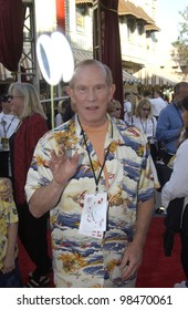 Actor/comedian TOM SMOTHERS & family at the world premiere of Pirates of the Caribbean: The Curse of the Black Pearl, at Disneyland, California. June 28, 2003  Paul Smith / Featureflash