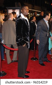 "Actor/musician CURTIS ""50 CENT"" JACKSON at the world premiere, in Hollywood, of his new movie Get Rich or Die Tryin'. November 2, 2005  Los Angeles, CA.  2005 Paul Smith / Featureflash"