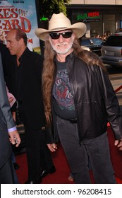 Actor/singer WILLIE NELSON at the Los Angeles premiere of his new movie The Dukes of Hazzard. July 28, 2005 Los Angeles, CA  2005 Paul Smith / Featureflash