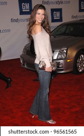 Actress ADRIENNE JANIC at General Motors Annual ten Event in Los Angeles. February 28, 2006  Los Angeles, CA.  2006 Paul Smith / Featureflash