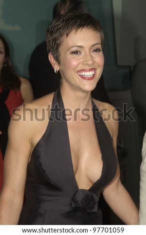 Alyssa milano actress