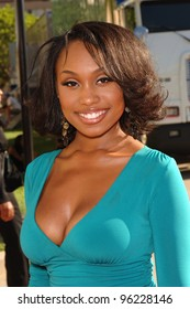 Actress ANGEL CONWELL at the 10th Annual Lady of Soul Awards at the Pasadena Civic Centre. September 7, 2005; Pasadena, CA:    Paul Smith / Featureflash