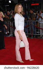 Actress ARIANNE ZUKER at the Los Angeles premiere of Just Like Heaven at the Grauman's Chinese Theatre, Hollywood. September 8, 2005  Los Angeles, CA  2005 Paul Smith / Featureflash