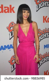 Actress BAI LING at the Los Angeles premiere of Cold Mountain. December 7, 2003  Paul Smith / Featureflash