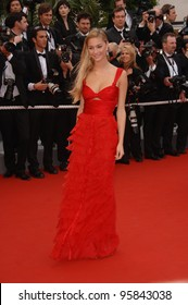 """Actress BEATRICE BORROMEO at the gala premiere of """"Babel"""" at the 59th Annual International Film Festival de Cannes. May 23, 2006  Cannes, France.  2006 Paul Smith / Featureflash"""