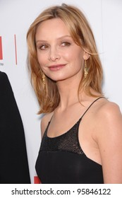 Actress CALISTA FLOCKHART at the 34th AFI Life Achievement Award Gala in Hollywood. June 8, 2006  Los Angeles, CA  2006 Paul Smith / Featureflash