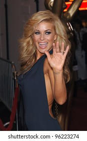 Actress CARMEN ELECTRA at the 2005 World Music Awards at the Kodak Theatre, Hollywood, CA. August 31, 2005  Los Angeles, CA.  2005 Paul Smith / Featureflash