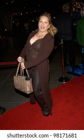 Actress CHARLENE TILTON at the Los Angeles premiere of Dragonfly. 18FEB2002.  Paul Smith/Featureflash