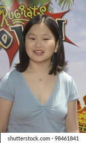 Actress DIONNE QUAN at the Los Angeles premiere of her new movie Rugrats Go Wild. June 1, 2003