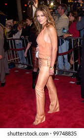 Actress ELIZABETH HURLEY at the Los Angeles premiere of her new movie Bedazzled. 17OCT2000.  Paul Smith / Featureflash