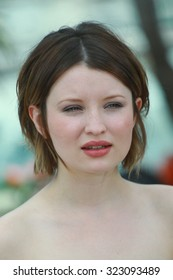 Actress Emily Browning attends the 'Sleeping Beauty' photocall during the 64th Annual Cannes Film Festival at the Palais des Festivals on May 12, 2011 in Cannes, France.