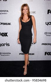 Actress HOLLY VALANCE at the end of season party for the TV series Prison Break. April 27, 2006  Los Angeles, CA  2006 Paul Smith / Featureflash