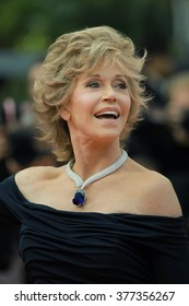 Actress Jane Fonda attends the 'Pirates of the Caribbean: On Stranger Tides' Premiere during the 64th Annual Cannes Film Festival at Palais des Festivals on May 14, 2011 in Cannes, France.