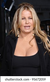 Actress JENNIFER COOLIDGE at the world premiere, in Los Angeles, of her new movie American Dreamz. April 11, 2006 Los Angeles, CA  2006 Paul Smith / Featureflash