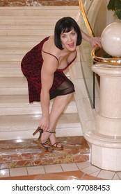 Joanie Laurer pipe