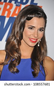 Actress Josie Loren Arrives At The 19th Annual Race To Erase Ms Held At The Hyatt