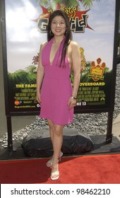 Actress JULIA KATO at the Los Angeles premiere of her new movie Rugrats Go Wild. June 1, 2003